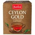 Bastek Ceylon Gold Ceilonas melnā tēja paciņās 200g (100 gab.)