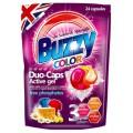 Buzzy Color Duo-Caps veļas mazgāšanas kapsulas 432g (24 gab.)
