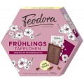 Feodora Frühlings piena šokolādes konfektes ar ķiršu ziedu aromātu 225g