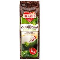 Hearts Cappuccino Irish Cream šķīstošais kapučīno dzēriens ar īru liķiera garšu 1000g
