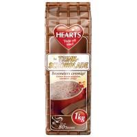 Hearts Trinkschokolade šķīstošais šokolādes dzēriens 1000g