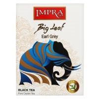 Impra Big Leaf Earl Grey beramā lielo lapu melnā tēja ar bergamoti 90g