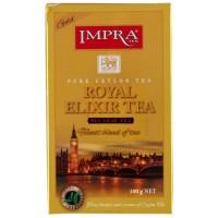Impra Royal Elixir Tea Gold beramā lielo lapu melnā tēja 100g