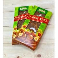 Karina Super-Nuss piena šokolāde ar veseliem lazdu riekstiem 100g