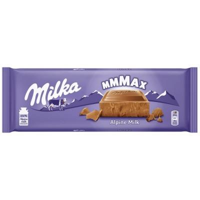 Milka Alpine Milk piena šokolāde 270g